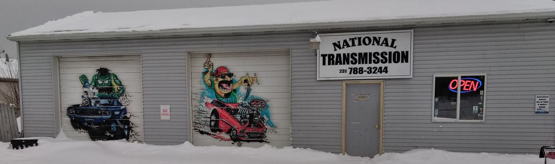 National Transmission Muskegon, MI